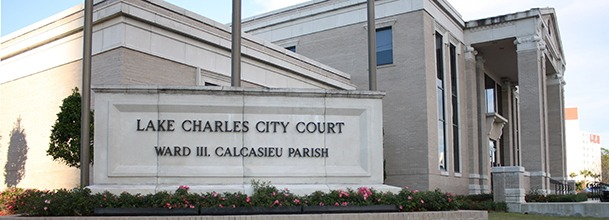Lake Charles City Court